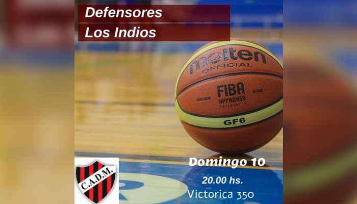 Defensores Vs Los Indios