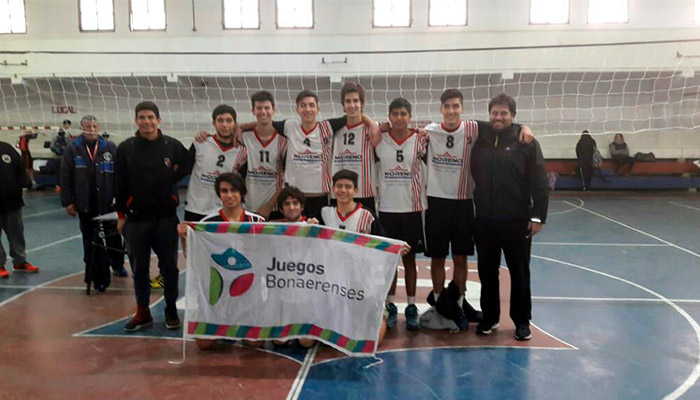 Voley Masculino Sede de los Play Off